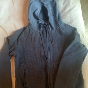 Lululemon Navy zip up